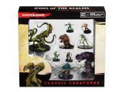 WizKids WZK72980 D & D - IR Classic Creatures Box Set of Miniature Games 9SIV06W6YM3260