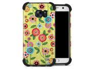 DecalGirl SGS7BC-BFLWRS Samsung Galaxy S7 Bumper Case - Button Flowers