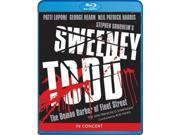 Alliance Entertainment CIN BRSF16957 Sweeney Todd in Concert DVD - Blu Ray 9SIV06W73E9677
