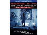 Paramount PAR BR59174457 Paranormal Activity The Ghost Dimension DVD - Blu-Ray 9SIV06W73F1863
