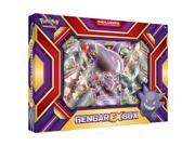 The Pokemon PKU80271 Gengar EX Box