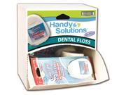 DDI 1865417 Handy Solutions Dental Floss Dispensit 12 Count Case of 144 9SIV06W7V57774