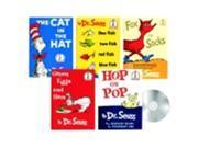 Childcraft Dr. Seuss Read-Along CD Set