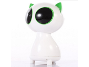 KuGe Cartoon Cat USB Mini Laptop Desktop Mobile Bluetooth Speaker portable Bluetooth speaker 9SIV0EU4SM4974