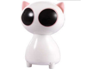 KuGe Cartoon Cat USB Mini Laptop Desktop Mobile Bluetooth Speaker portable Bluetooth speaker 9SIAAZM4672268