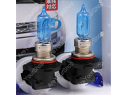 For Philips Crystal Vision HB3 Silver Warrior 65W 4300K White Halogen Bulbs Xenon Effect (HB3 Twin Pack)