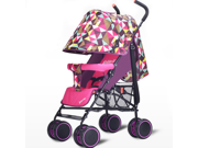 303A Spring Summer Super And Lightweight Stroller Baby Can Sit Or Lie Folded Of Portable Super Breathable Baby Buggy