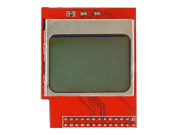 PCD8544 CPU Memory Mini LCD Screen Module 84 x 48 PCD8544 Matrix Shield Backlight for Raspberry Pi B+ / B