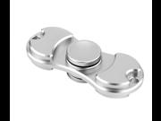 Aluminium alloy Finger Spinner EDC HandSpinner top Fidget Triangular Bearing Metal Gyroscope Toys Aluminum Material ADHD Anxiety Relieve Stress Spinning Top Gam