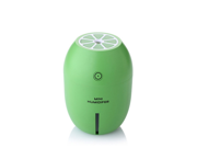 Mini Lemon Humidifier,180ML Portable Cool Mist Mini Ultrasonic USB Air Humidifier Bedroom Purifier for Home Car Travel Office Baby Kids 9SIAAZM5VM8317