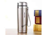 Stainless steel thermos cup Bottle for Hot Coffee or Cold Tea  Drink Cup Slim Line Travel Size Compact(360ml) 9SIAAZM6K26386