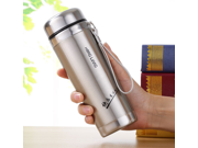 Stainless steel thermos cup Bottle for Hot Coffee or Cold Tea  Drink Cup Slim Line Travel Size Compact(550ml) 9SIAAZM6K26402