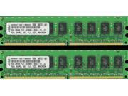 4GB (2X2GB) DDR2 MEMORY FOR Gigabyte Technology GA-MA790FX-DS5