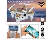 WiFi FPV 4CH 6-Axis High Hold Mode 0.3MP Camera Phone Remote Control Real time Altitude Hold RC Drone Quadcopter LED Light RTF