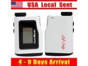 [ Ship from USA !!! ] Portable 6X Zoom Digital Laser Distance Measurement Monocular Laser Rangefinder for Golf & Hunting thumbnail