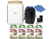 Fujifilm INSTAX SHARE SP-2 Smart Phone Printer Gold + Top Accessory Kit