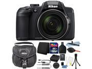 Nikon B700 Coolpix Compact System Camera with   32GB Top Accessory Kit (International Version) 9SIAB2G5596222