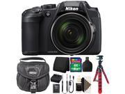 Nikon B700 Coolpix Compact System Camera with  8GB Top Accessory Kit (International Version) 9SIAB2G5596220