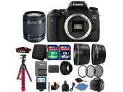 Canon EOS 760D/T6s 20.2MP D-SLR Camera with 18-55mm Lens with Accessory Kit
