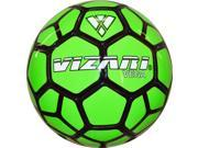 Vega Ball Green Black size 5