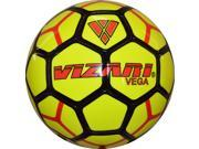 Vega Ball Yellow Black Red size 5