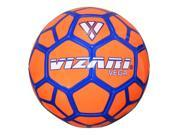 Vega Ball Orange Blue size 4