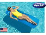 Aqua Cell Marquis Swimming Pool Float - Blue 9SIAB4Z4GR5273