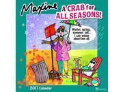 2017 Maxine Wall Calendar 9SIV01U4NR9470