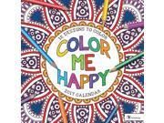 2017 Color Me Happy Wall Calendar 9SIA2F84A63609