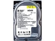 40GB IDE HDD, WD PROTEGE  WD400EB-11CPF0, LBA 78165360, 258328-001, DCM: HSBANV2A, 19K1562, 236921-001