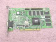 ATI 109-57400-00 GRAPHICS RAGE 128 PCI VIDEO CARD, VER.2.0, P/N:1025740700