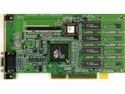 Video Card AGP, PN 109-46200-00,P/N 1024620102514158,(b.28)
