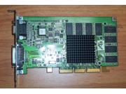 ATI 109-72700-02 GRAPHICS RAGE 128 PRO AGP VIDEO ADAPTER, P/N:1027270109