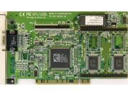 Video card PCI, (b.1A)