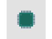 09P0645 IBM 375MHZ 4MB CACHE 2-WAY PROCESSOR, 09P0227