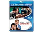 Crazy Stupid Love / Dinner For Schmucks (DBFE) [Blu-ray] 9SIAB686RH5957