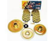 2002 Polaris Sportsman 500 6X6 CZ MX Series Chain & Sprockets (AFTER 07/01/02) 9SIAB8354Y7936