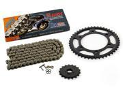 1987 Yamaha FZ 700 FZ 700 CZ DZX X Ring Chain and Sprocket 17 45 120L