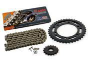 1998 - 2003 Yamaha YZF-R1 CZ DZX X-Ring Chain and Sprocket 16/39 120L