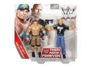 WWE Then, Now, Forever John Cena & Stone Cold Steve Austin Figure 2-Pack 9SIAB8E5FN1063