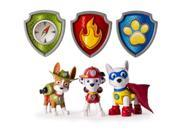 Paw Patrol Action Pack Pups Figure Set, 3pk, APOLLO, Marshall, TRACKER 9SIAB8E5R79367