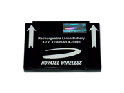 Novatel Mifi 2200 MIFI2200 OEM Standard Replacement Battery Verizon Wifi Hot Spot Router 40115114.00