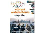 Collins Learn to Paint - Vibrant Watercolours 9SIABBU4RA1964