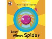 Incy Wincy Spider: A Ladybird finger puppet book