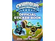 Skylanders Official Sticker Book: Meet the Skylanders 9SIABBU4R91369