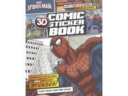 Marvel Spiderman 3D Comic Sticker Book (Marvel 3d Comic Sticker Book) 9SIABBU4RA6817
