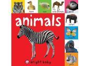 Animals (Bright Baby Lift-the-tab Books)