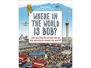 Where in the World is Bob? 9SIABBU4RY4309