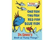 Dr. Seuss Board Books - One Fish, Two Fish, Red Fish, Blue Fish