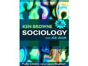 Sociology for AS AQA